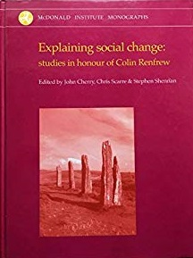 Explanations of Social Change cover