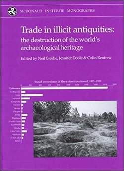Trade in Illicit Antiquities cover