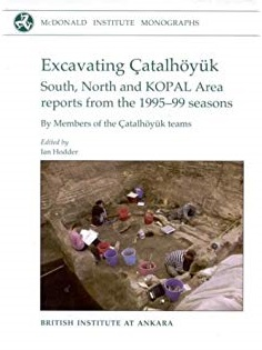Excavating Catalhoyuk cover