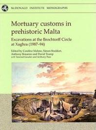 Prehistoric Malta cover
