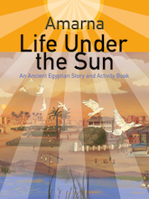 Children's Book Life Under the Sun, cover