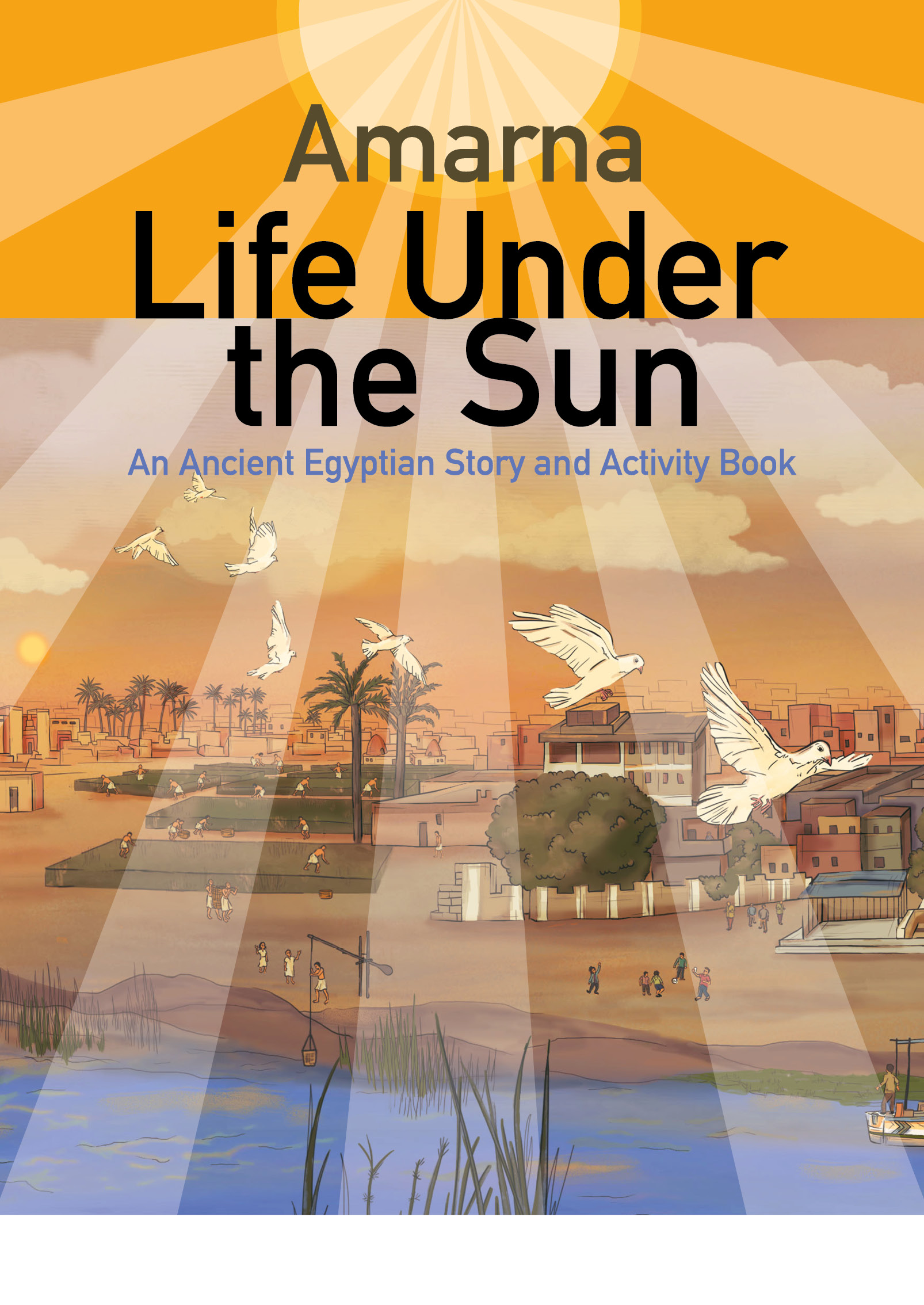 Life Under the Sun, cover