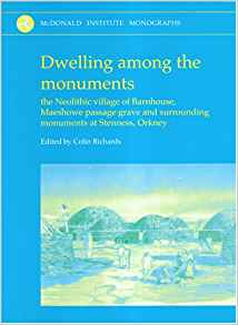 Dwelling Among the Monuments cover