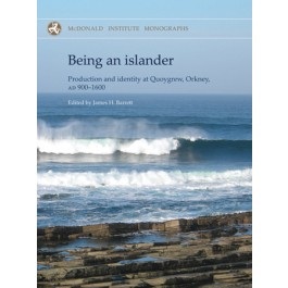 Being an Islander cover