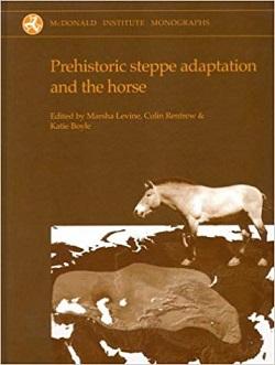 Prehistoric Steppe cover