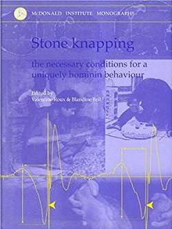 Stone Knapping cover use