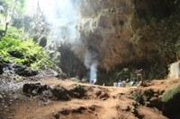 Fodongdi cave