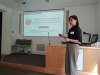Presentation by Dr Qing Yang