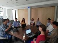 Buckbee workshop discussion