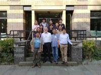 Buckbee workshop group at the McDonald Institute