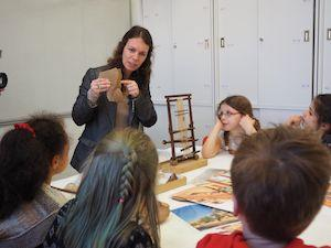Learning about ancient Amarna, UK