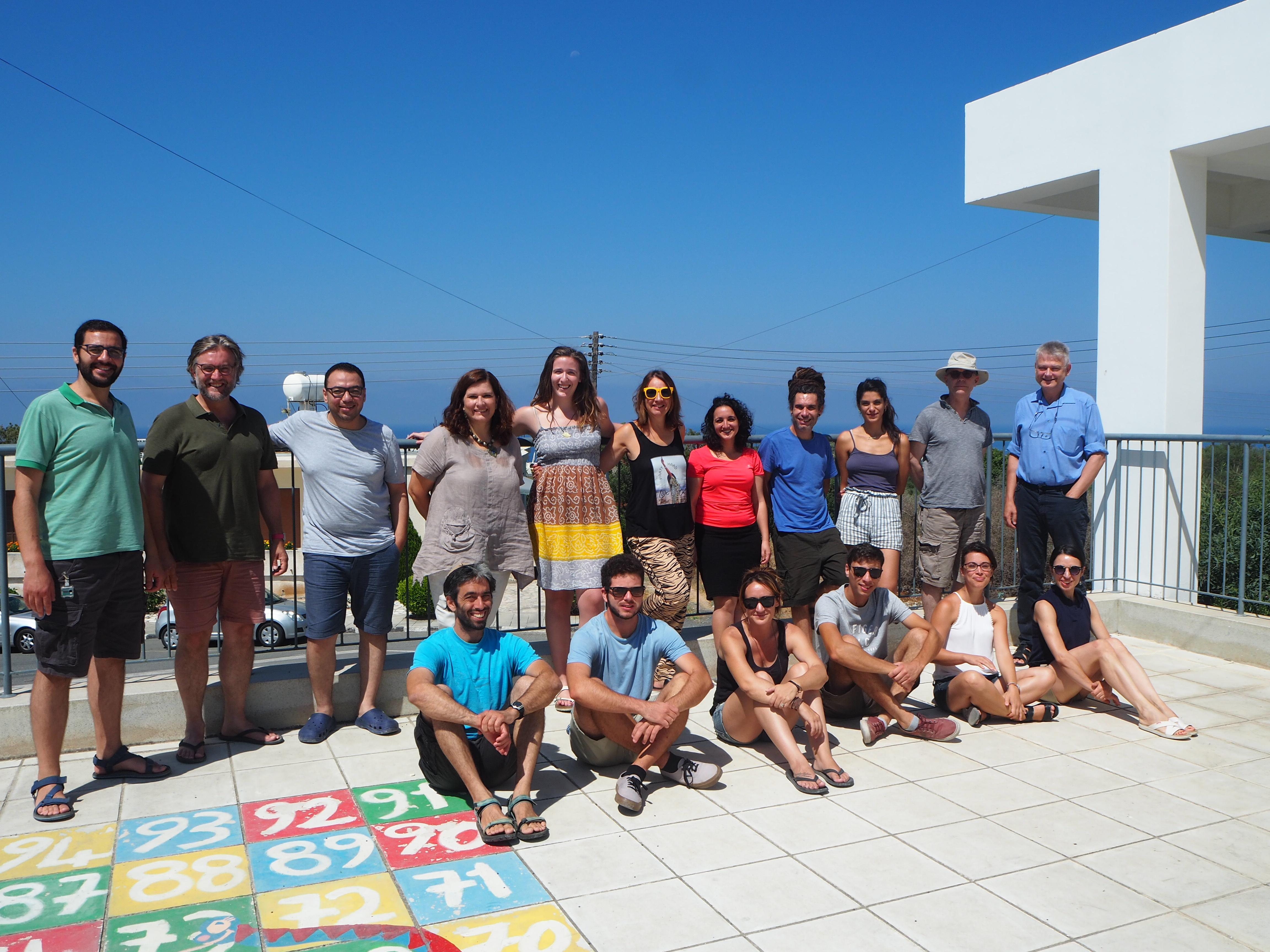 cyprus summer school archaeological science