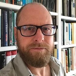 Image of Dr Cameron Petrie