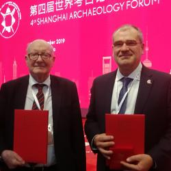 Read more at: Shanghai award for Keros project